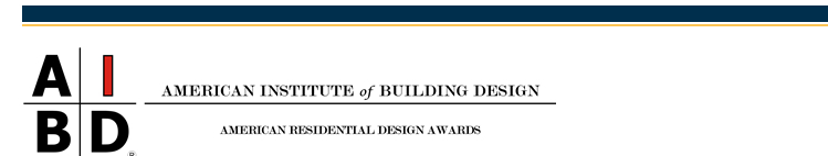 American Institute of Building Design - The American Residential Design Awards